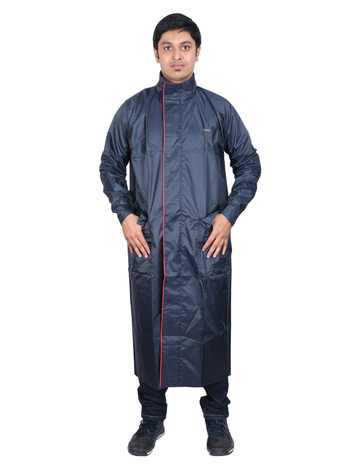 Long Rain coat for men - Versalis