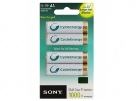 Sony Camera Rechargeable Battery  NH-AA-B4KN