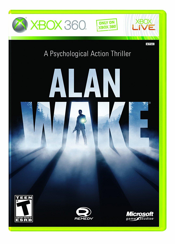 Microsoft Alan Wake Xbox 360 Game