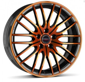 Borbet Alloy Wheels  CW4 - 17 Inches (100 x 4)