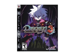 Disgaea 3: Absence of Justice PlayStation 3 Game