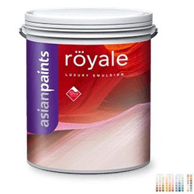 Asian Paints Royale Luxury Interior Emulsion Colour 1 Litre