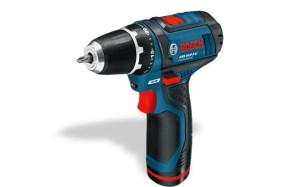 Bosch GSR 10,8-2-LI Professional Cordless Drilling Machine /Driver