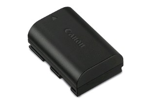 Canon EOS Camera Rechargeable Battery LP-E6