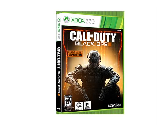 Microsoft Call of Duty: Black Ops III for Xbox 360
