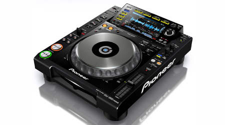 Pioneer DJ Digital Player CDJ-2000 nexus