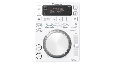 Pioneer DJ Player CDJ 350-W