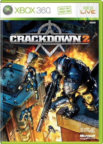 Microsoft Crackdown 2 Xbox 360 Game