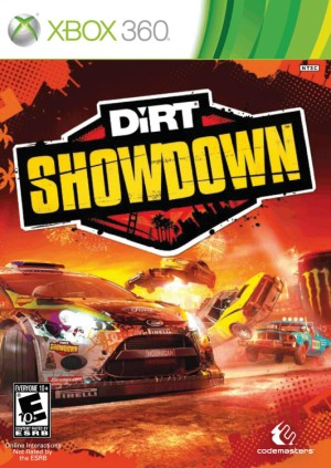 DiRT Showdown - Xbox 360 Game