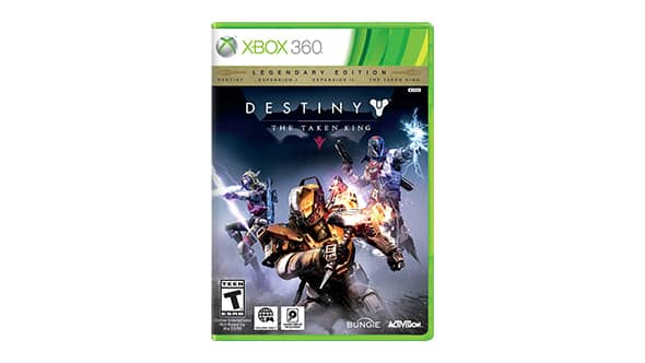 Microsoft Destiny: The Taken King Legendary Edition for Xbox 360