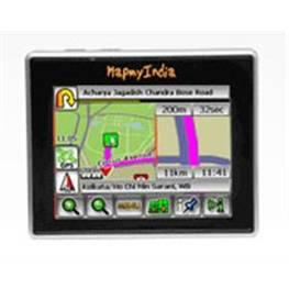 MapMyIndia A-MAX 06GP5A GPS Navigator