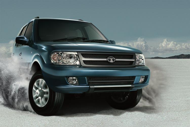 Tata Safari Dicor Front bumper