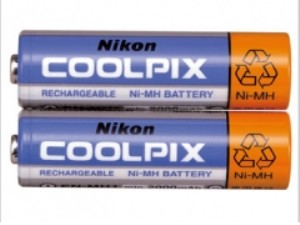 Nikon Coolpix Camera Rechargeable Battery EN-MH1(-B2)