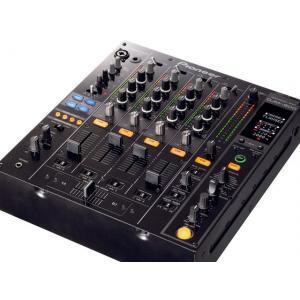 Pioneer- DJM-800 (DJM800) Pro DJ Mixer