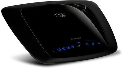 Cisco Linksys E1000 Wireless-N Router (Black)