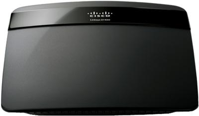 Cisco Linksys E1500 Wireless-N Router with SpeedBoost