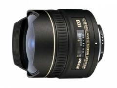 Nikon lens AF DX Fisheye 10.5mm f/2.8G ED