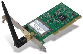 Belkin Wireless Desktop Network Card
