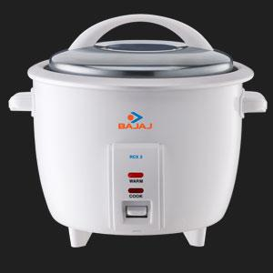 Bajaj RCX2 Rice Cooker