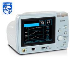 Philips Respironics NM3 Respiratory Profile Monitor Ventilator
