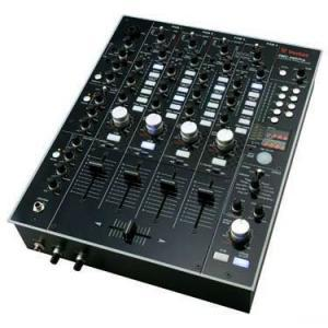 Vestax PMC-580 4-Channel Club Mixer with Effects (Black)