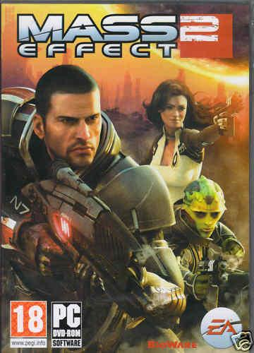 EA Sports Mass Effect 2 (Original PC Games) Worldwide shipping