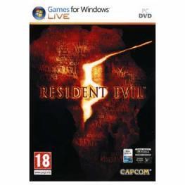 Canon-Resident Evil 5