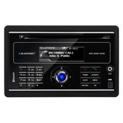 BLAUPUNKT New Jersey MP68 Double Din Car Hi Fi System with Bluetooth