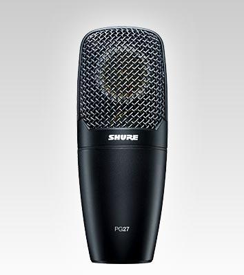 Shure PG 27- USB Multi-Purpose Microphone