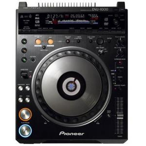 Pioneer DVJ-1000 Professional DVD/CD/MP3 Turntable