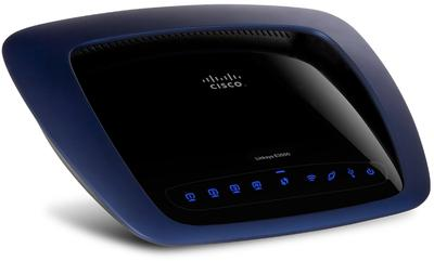 Cisco Linksys E3000 Dual Band N-Router