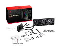 ASUS ROG Ryujin 360 RGB AIO Liquid CPU Cooler 360mm Radiator
