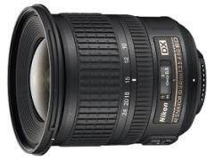 Nikon lens AF-S DX Nikkor 10-24mm f/3.5-4.5G ED