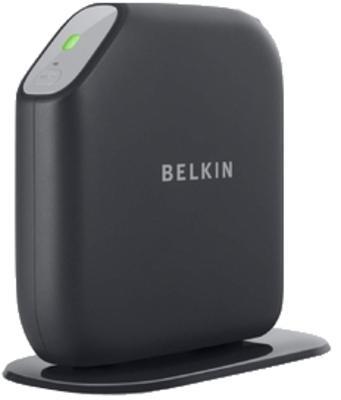 Belkin Surf Router (N) (Black)
