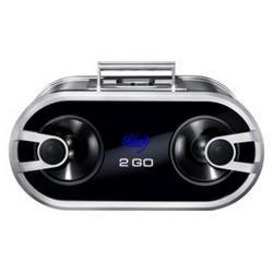Blaupunkt Velocity 2Go 5 Multi Purpose In Car and Home Entertainment