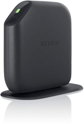 Belkin Basic Modem Router (N150) (Black)