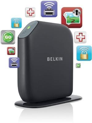 Belkin Share Router (N) (Black)