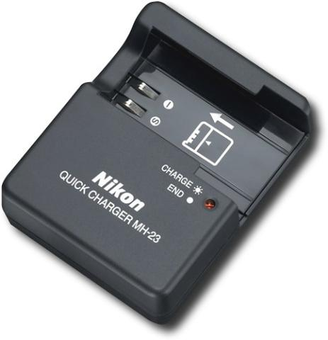 Nikon MH-23 Battery Quick Charger