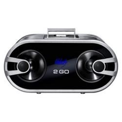Blaupunkt Velocity 2Go 6 Multipurpose In Car and Home Entertainment