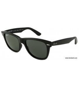 Ray Ban RB2140 901/58 Size:54 Black Polaroid Men ZYL Sunglasses