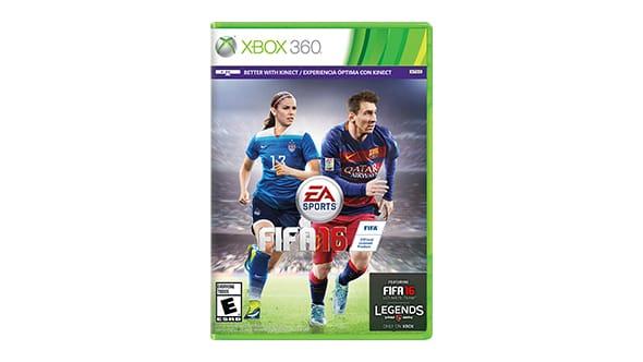 Microsoft FIFA 16 for Xbox 360