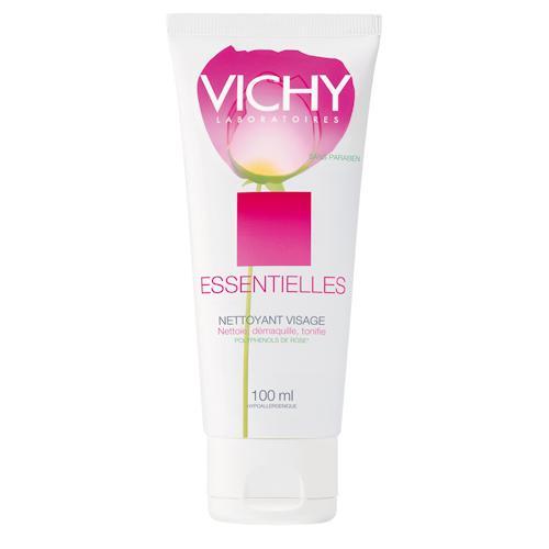 New Vichy ESSENTIELLES Facial Cleanser