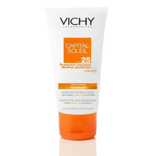 Protective Sun Cream Face SPF 25