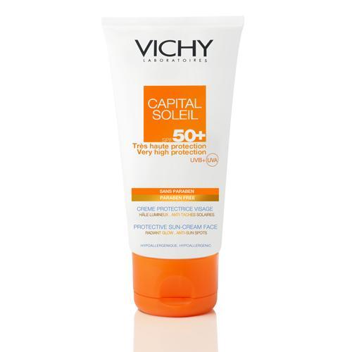 Protective Sun Cream Face SPF 50