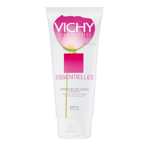 New Vichy ESSENTIELLES Body Cream-Milk, Dry Skin