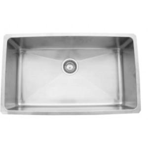 Futura Undermount Square FS503 Kitchen Sink