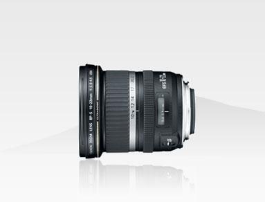 Canon Lens EF-S10-22mm f/3.5-4.5 USM