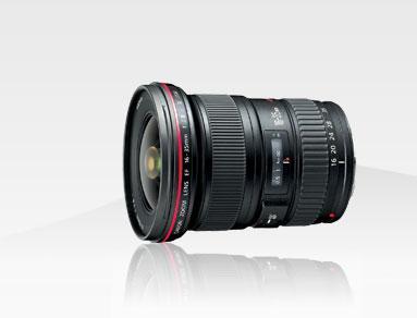 Canon Lens EF16-35mm f/2.8L II USM