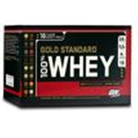 Optimum Nutrition 100% Whey Gold Standard Variety Pack