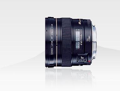 Canon Lens EF20mm f/2.8 USM